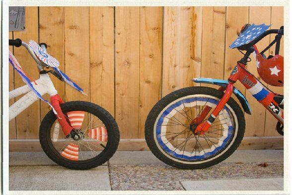 18 best bike decorations images on Pinterest