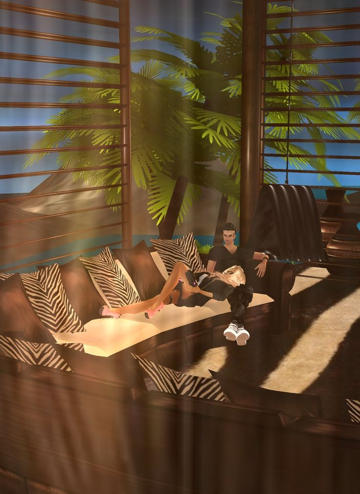Captured Inside IMVU - Join the Fun! chill..