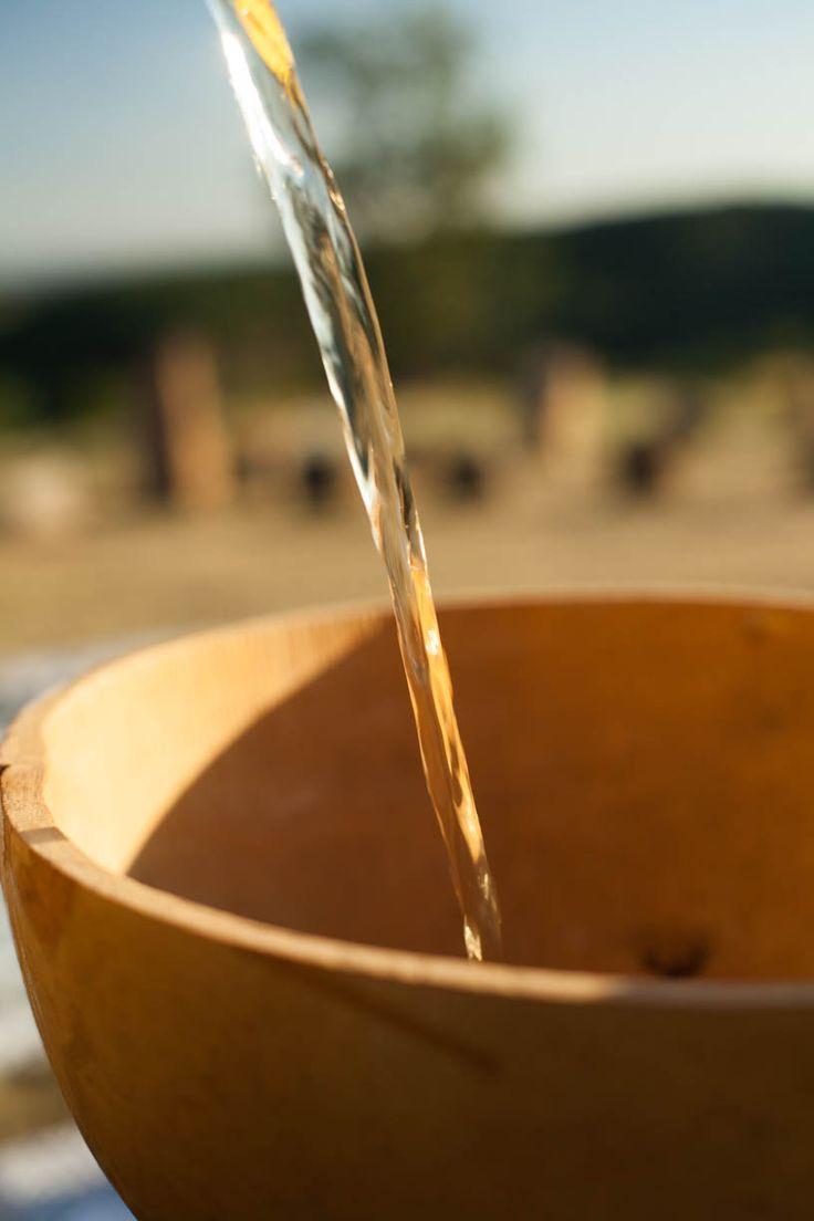 Ceremonia del Solsticio de Verano. Elemento Agua.