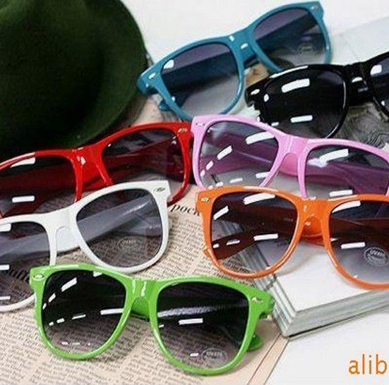 2014 Продажа Дизайнер Синий зеркальные солнечные очки Мужчины Серебряные зеркала старинные очки Женщины очки Горячие Продажа 15 цвет 3.59