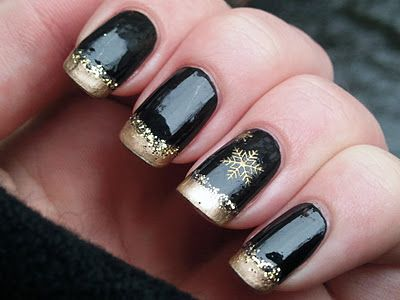 xmas Nail art love them!!  .