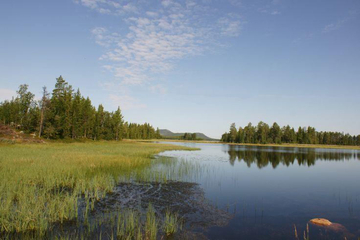 Noorwegen / Lapland / Poolcirkel