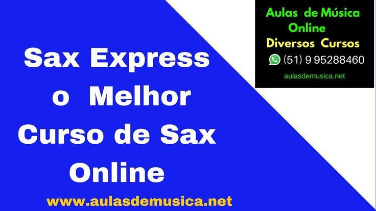 Aprenda Sax do ZERO e Realize o seu Sonho de Tocar Saxofone de Maneira C...