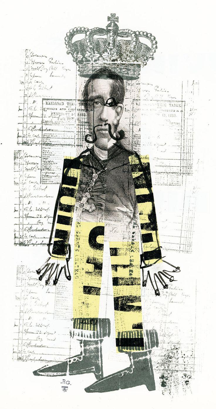 """Rodrigo Gárate Chateau, """"PRÍNCIPE EN ESPERA"""" (2016). Espere no más, ya le llegará su turno, pero por favor haga algo por la vida que las manos se le ponen crespas"""