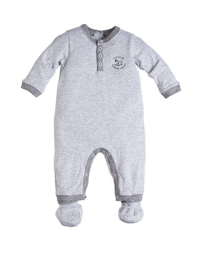 Szare body Chicco Baby z długim rękawem 79 PLN #sale #limango #dzieci #okazja #zakupy