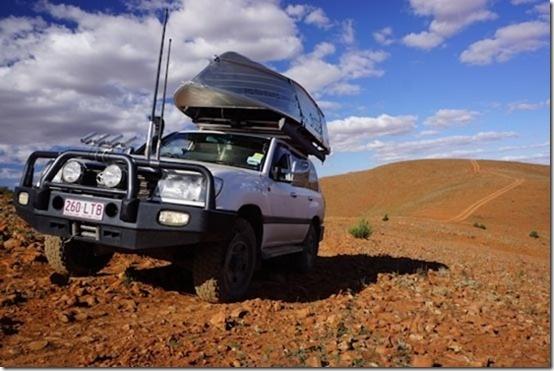 Skytrek 4WD Track, Flinders Ranges, South Australia | CaravanCampingOz.com