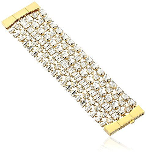 "Kate Spade New York ""Vegas Jewels"" Multi-Strand Bracelet - http://www.womansindex.com/kate-spade-new-york-vegas-jewels-multi-strand-bracelet/"