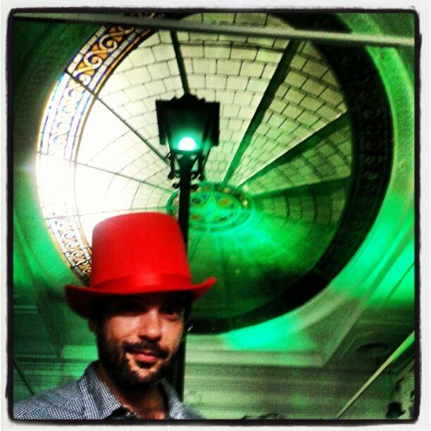Mistery Man  http://instagr.am/p/Ll3s-1R8LZ/