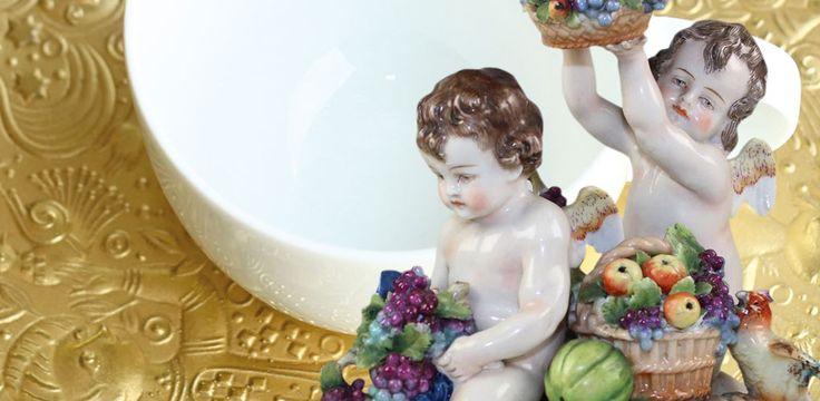 Porzellan/Figürliches/Service - Ankauf von Porzellan (Speiseservice, Figuren etc.) - Antiquitäten Dr. Ulrich Endl -