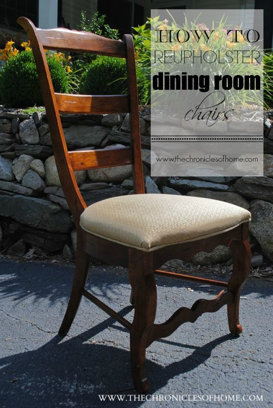 Recover Dining Room Chairs Best Decorating Inspiration