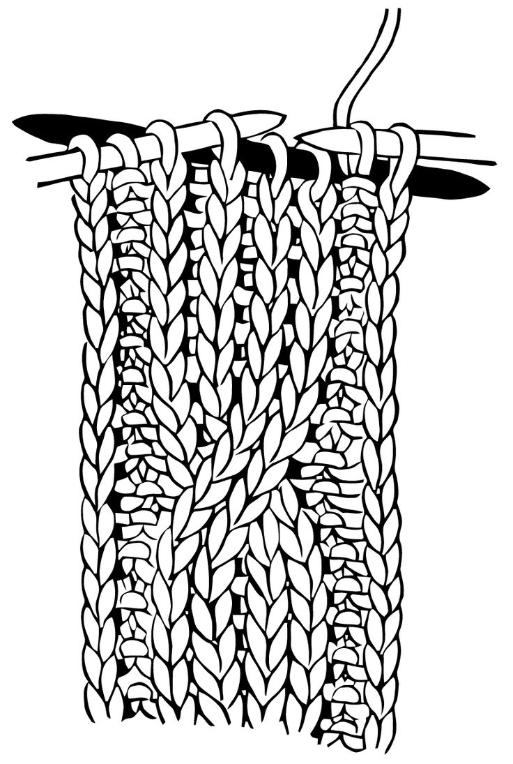 Knitting Images Free Clip Art : Free vector art cable knitting images from