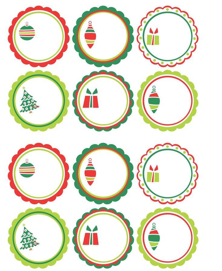 Moderno Imprimibles De Navidad Para Niños Pequeños Elaboración ...