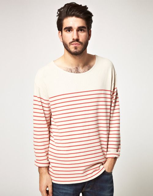 Stripe: Fashion Style, Mens Fashion, Mensfashion, Stripes, Hair, Man