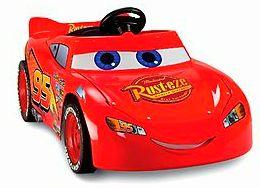 Lightning McQueen Power Wheel, Only $129.99 Shipped---Hurry!