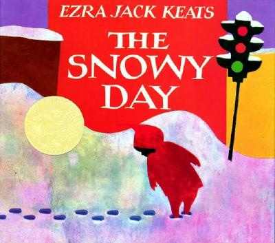Ezra Jack Keats - this book started my love affair with Keats' book.  I read all of them to my children, and THE SNOWY DAY is one book I usually give to a newborn baby!