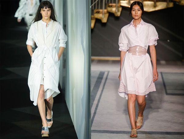 Prendas de la temporada: vestido camisero de Dior