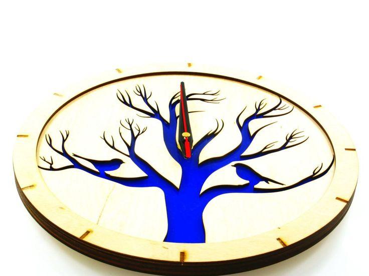 #wooden #clock #wood #handmade #designe #modern #clocks #indigovento #watches #watch #machines #gift #happyclock #woodwork #woodshop #home #deco #decoration #decor #homedecor