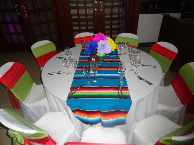 Decoracion mesa mexicana fiesta mexicana pinterest mesas for Decoracion de mesas para fiestas