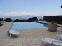 Casa con vista e piscina in Cala Envaster