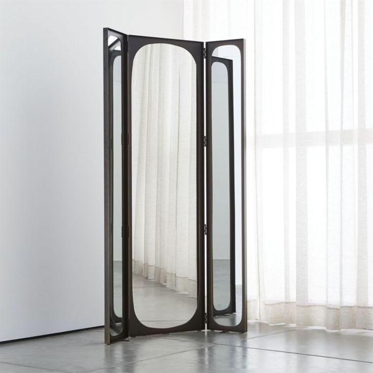 Best 25 Tri Fold Mirror Ideas On Pinterest Dressing
