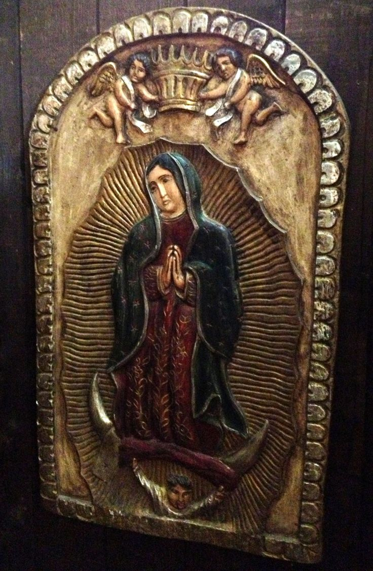 the significance of nuestra senora de guadalupe in mexico Indigenista hermeneutics and the historical meaning of our lady of guadalupe of mexico, folklore forum la morada de nuestra senora de guadalupe.