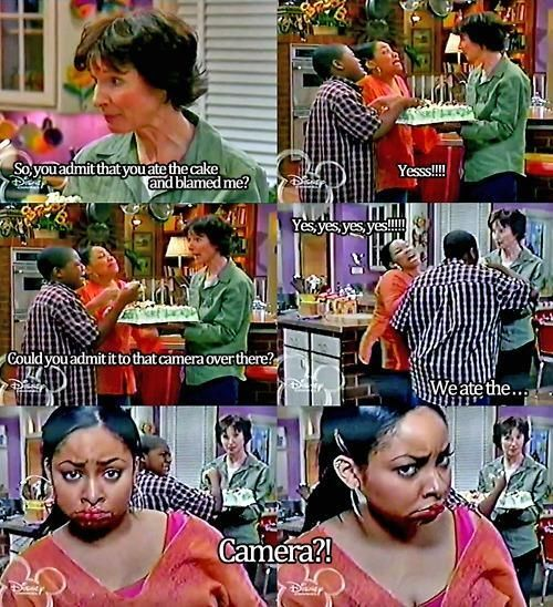 One of the funniest That's So Raven episodes