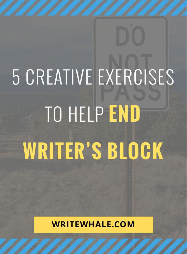 My essay writers block definition