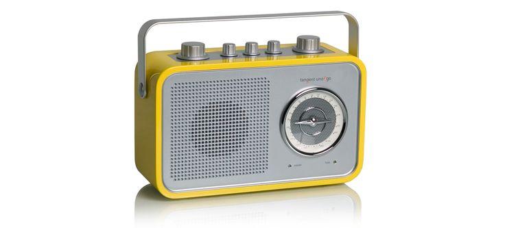 Elipson - Uno 2go portable FM/AM radio