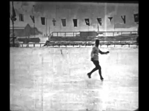 vintage everyday: 1924 Winter Olympics – A very rare footage of the early days of figure skating