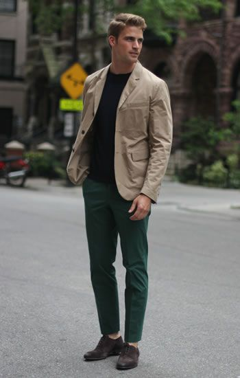 Anonymous: Green Jeans, Earth Tones, Stylish Clothing, Men'S Clothing, Men'S Fashion, Street Styles Fashion, Chicago Street Styles, Green Pants, Stylish Men'S