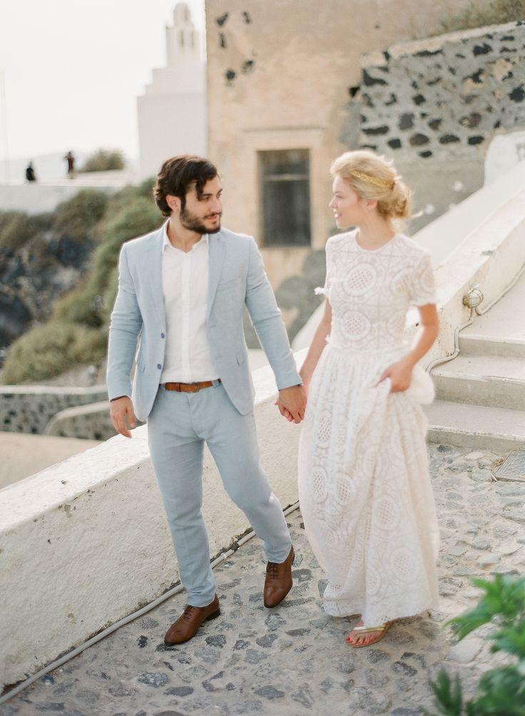 Romantic Elopement  Sotiris