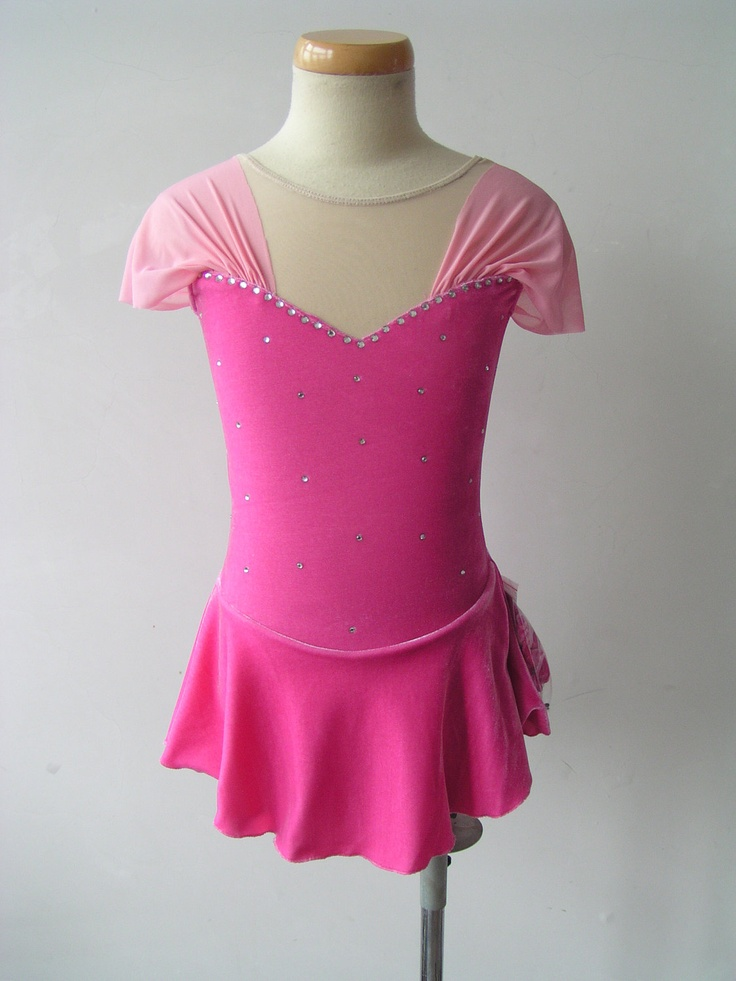 hand made figure skating dresses - Google Search