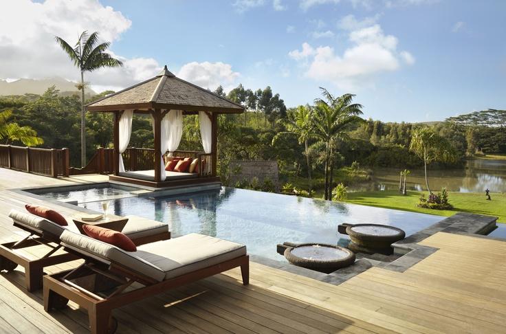 The bali estate on kauai kilauea hi luxury portfolio for Kauai life real estate