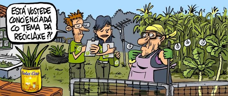 O Bichero: Reciclaxe