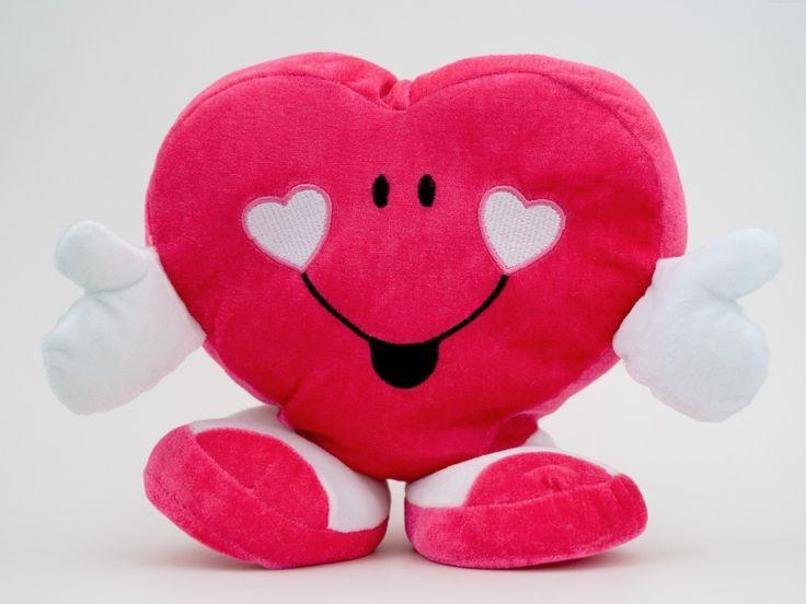 Peluche de corazon 1