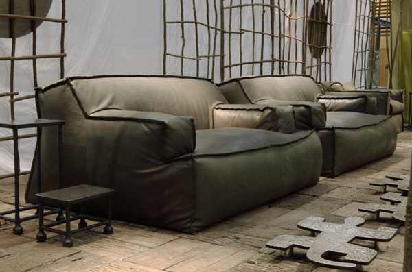 Paola navone sofa for baxter salon t l design pinterest the o 39 jays sofas and loveseats Designer sofa gebraucht