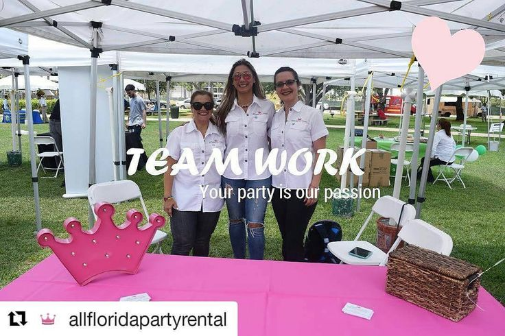 Credit to @allfloridapartyrental ・・・ WE ARE PASSIONATE ABOUT YOUR PARTY we are passionate about what we do, we treat your event like is our family reunion, that's why you will notice the difference since the first call, CALL US FOR A FREE Quote on your event and receive a DISCOUNT when you order for memorial weekend (at Hollywood, Florida)