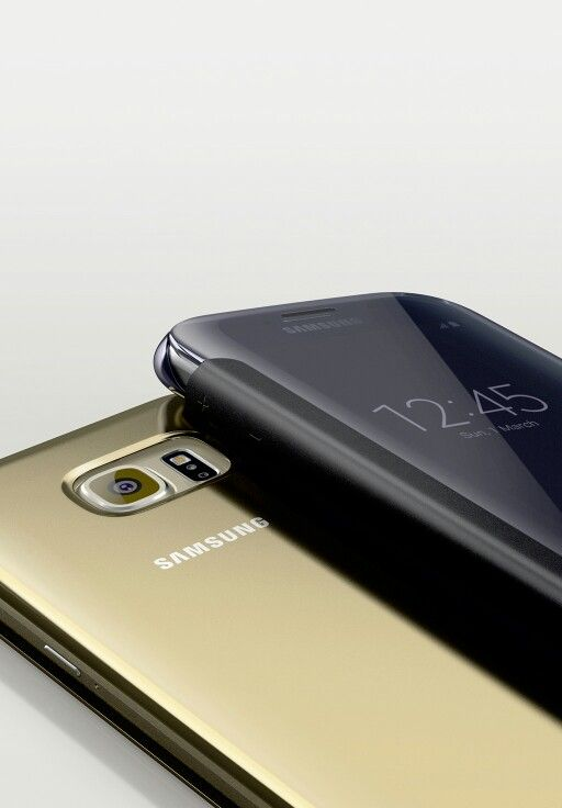Samsung galaxy s6 with case