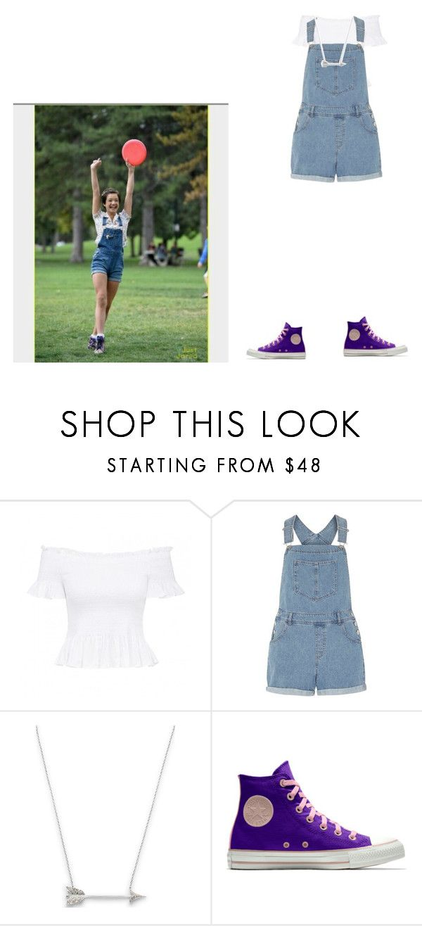 """""""andi mack"""" by kittycatgirl9 ❤ liked on Polyvore featuring Dorothy Perkins and Estella Bartlett"""