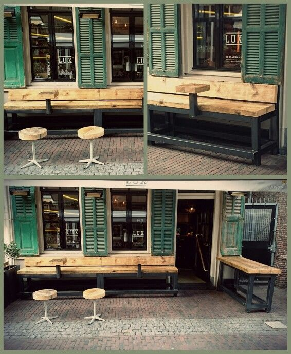 17 best images about made by customthijs on pinterest ladder tvs and amsterdam - Enorme terras ...