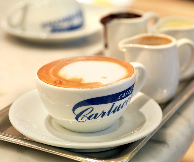 Damağınıza yayılan kahve aroması ve sonrasında ki mutluluk, sadece Carluccio's'ta! #CarlucciosTR #italian #coffee