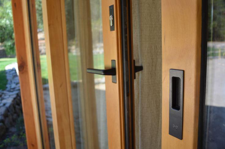 Ventanas en Madera con tecnología europea Wood Windows with high technology