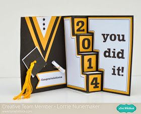 Lorrie's Story: Step Cards Anyone??