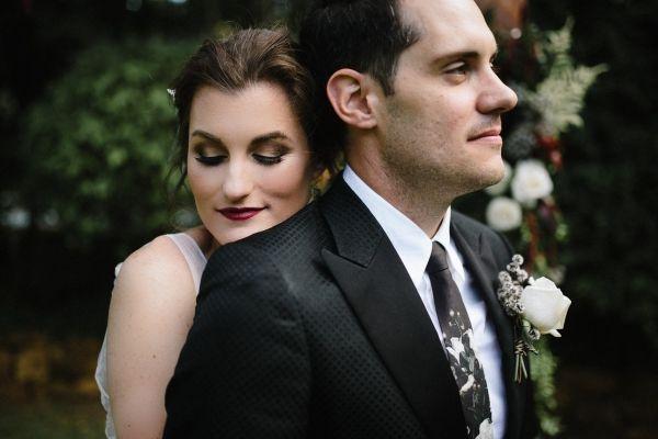 Romantic Outdoor Winery Ideas With Marsala - Polka Dot Bride - Perth Wedding Photography