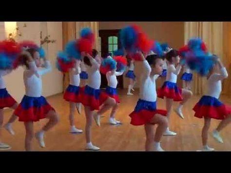 """спортивный  танец """"Россия"""" 2016 - YouTube"""