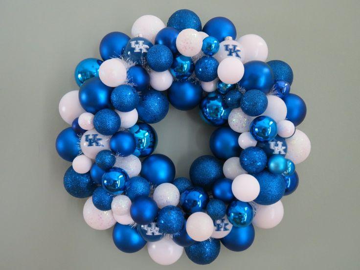 U of K Wreath