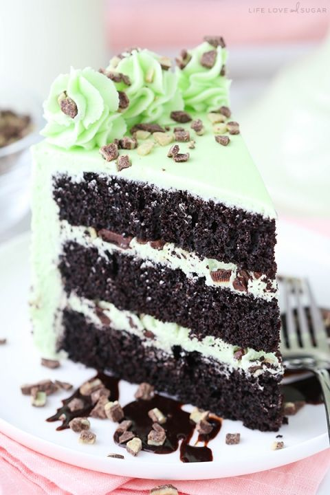 This Chocolate Cake is super easy to put together, moist and delicious! It's almost as easy as a box mix, but even tastier! If there's one thing I love about this blog, it's getting to play around with new recipes and share them with you. It can be so hard to find just the right …
