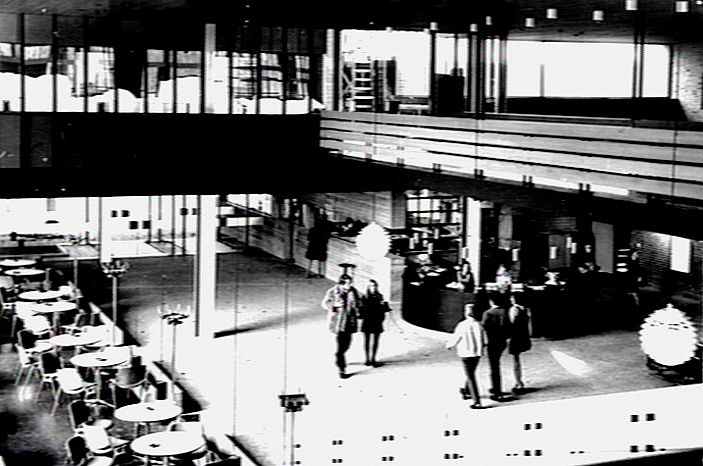 Sint Radboudziekenhuis, Nijmegen, 1972.