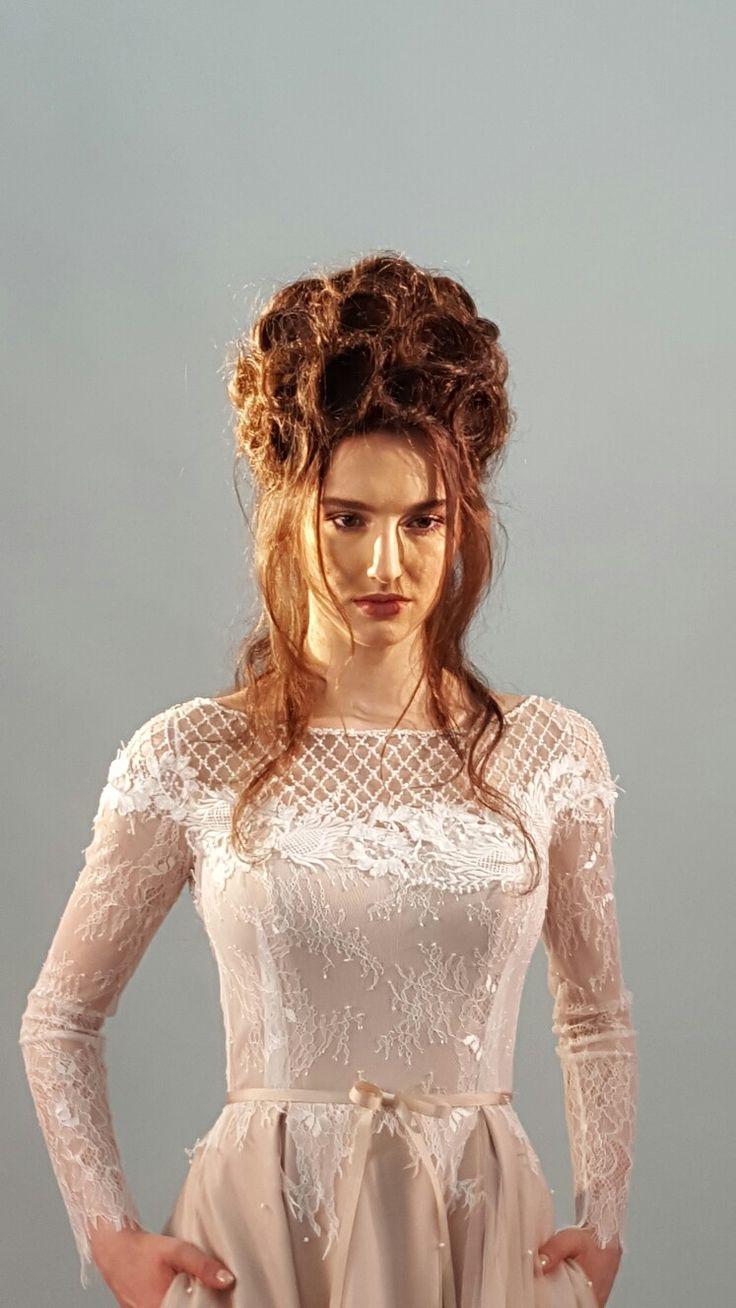Hair inspiration Avangard  Hair up  By oana moldoveanu