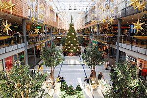 Potsdamer Platz Arkaden Öffnungszeiten der Geschäfte